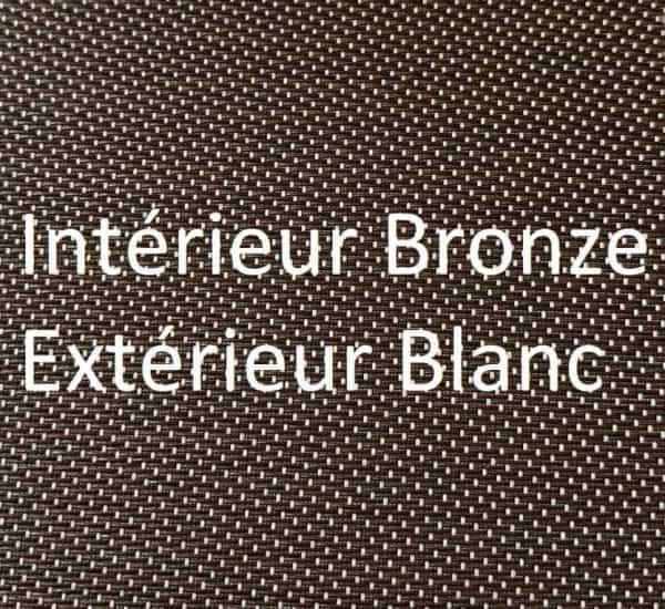 Solaire Bronze Blanc
